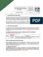 Seleccion Abreviada Para La Celebracion de Contratos Cuyo Valor No Exceda El 10 de La Menor Cuantia No 095 de 2010 ESTUDIO PREVIO