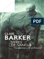 Baker C - Livre de Sang -3- Confessions d'Un Linceul