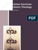 Christian Doctrines in Islamic Theology