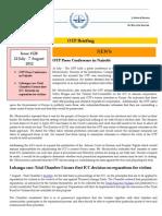 OTP Briefing 24 July 7 August 2012 #128