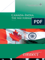 Canada-India_The Way Forward
