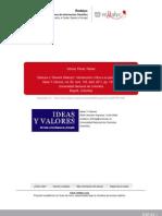 Deleuzze en Revista Valores e Ideas