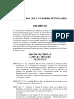 Constitución de la Ciudad Autónoma de Buenos Aires
