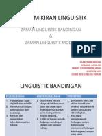 Pmi Pemikiran Linguistik