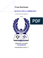 Hartmann Franz - Ciencia Oculta en La Medicina