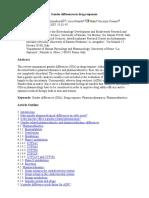 Gender Differences in Drug Responses
