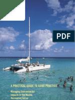 Marine Recreation Guide
