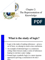 Knowledge vs expert systems