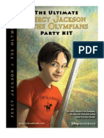 Percy Ultimate Party Kit