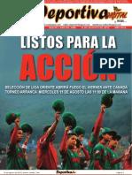 Deportiva Digital 14 Agosto 2012