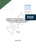 Mitigation Financing Guidebook_1st Draft