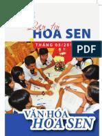Bản tin Hoa Sen số 3 - 5/2012