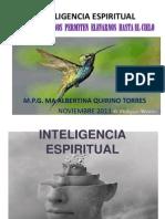 INTELIGENCIA ESPIRITUAL PRESENTACION