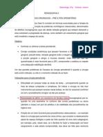 Princípios cirurgicos - pré e pós operatório- ilustrado rafael n