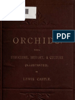 Orchids - Their Structure, History & Culture - (1886) - Castle, Lewis