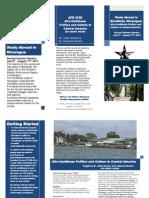 Nicaragua Brochure 2012