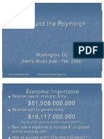 Patents and the Polymorph