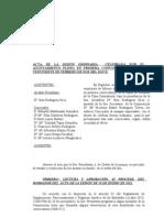 Ayuntamiento Niguelas Sesion Ordinaria 27-02-12