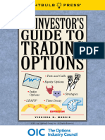 Guide to Trading Options