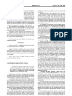 Decreto 77-2010 Picudo Rojo