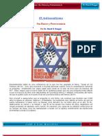 El Antisemitismo. Sus Raíces y Perseverancia
