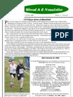 Newsletter October-November 08