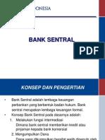 Materi Pengantar Bank Sentral