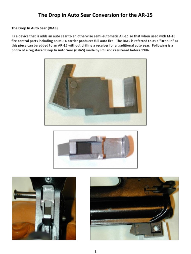 72+ [ Ar 15 Auto Conversion Instruction ] - How To Install ...