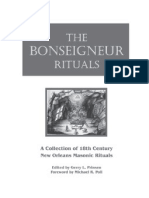 Bonseigneur Ritual Intro