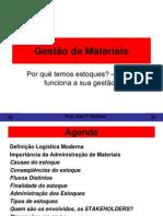 GESTÃO DE MATERIAIS  A-1