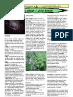 Faydalı Bilgiler — Şifalı Bitkiler