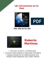 Detectando Intrusiones en La Red GuadalajaraCon