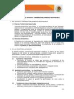 Lineamientos DEFR 2012