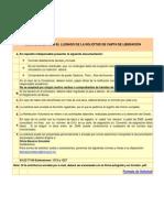 Copia de Formato Unico de Liberacion (2)