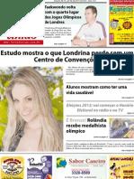 Jornal Uniao - Edição de 10 à 23 de Agosto de 2012