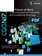 Future of Work a New Approach