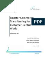 Smarter Commerce