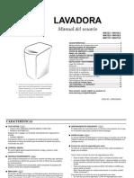 Lavadora Samsung Dc68-02340a Wa17l9wdp