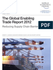 Global Enabling Trade Report 2012