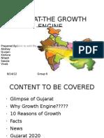 Gujarat-The Growth Engine New