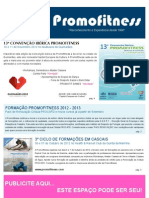 Newsletter Final 13 Convencao Iberica Promofitness