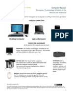 Computer Basics 1 NSDL Student 2012