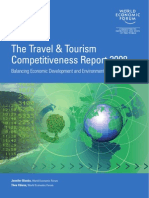 Travel & Tourism Competitiveness Report 2008