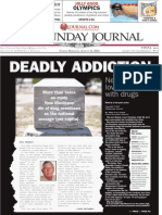 Deadly Addiction Drug Series - Albuquerque Journal