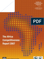Africa Competitiveness Report 2007