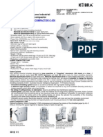 KOBRA CYCLONE HS + COMPACTOR C-500