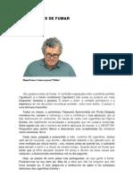 Miguel Esteves Cardoso - As Saudades de Fumar