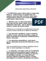 TALLER SEMANA 3-  TECNICAS DE CULTURA FÍSICA