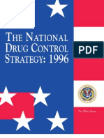 1996 National Drug Control Strategy