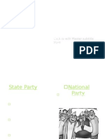 Ideologies of Political Parties in India(3)